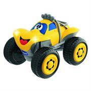 Obrazek Samochód Billy + kierownica żółty