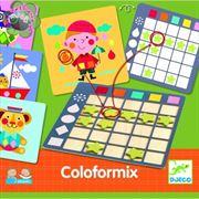 Obrazek Gra edukacyjna Coloformix DJECO