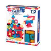 Obrazek Klocki jeżyki Basic Builder Box - 112 elementów