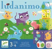 Obrazek Zestaw 3 gier Ludanimo DJECO