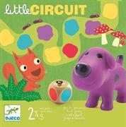 Obrazek Gra planszowa Mały Wyścig Little Circuit DJECO