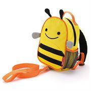 Obrazek Plecak Baby Zoo Pszczoła ze smyczą bezpieczeństwa