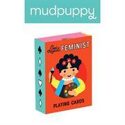 Obrazek Karty do gry Niezwykłe Kobiety 4 + MUDPUPPY