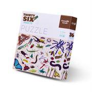 Obrazek Puzzle Insekty 300 elementów CROCODILE CREEK