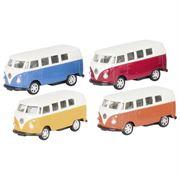 Obrazek Autko autobus ogórek - samochodzik do zabawy GOKI