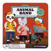 Obrazek Magnetyczne Postacie Zwierzęta PETIT COLLAGE