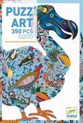Obrazek Puzzle artystyczne ptak Dodo DJECO