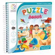 Obrazek Gra logiczna - układanka Puzzle Beach SMART GAMES