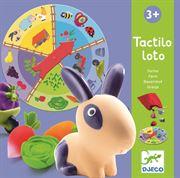 Obrazek Gra edukacyjna Lotto dotykowe Farma DJECO