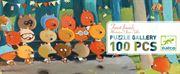 Obrazek Puzzle Gallery Leśni Przyjaciele 100 elementów DJECO