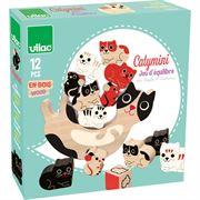 Obrazek Balansująca gra zręcznościowa Kot Catyminy I.P. Arrhenius VILAC
