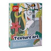 Obrazek Zestaw artystyczny - tekstury APLI KIDS
