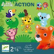 Obrazek  Gra Wyzwanie Little Action DJECO