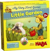 Obrazek Moja Pierwsza Gra Mały Ogródek 2+ HABA