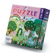 Obrazek Holograficzne puzzle Lśniący Jednorożec CROCODILE CREEK